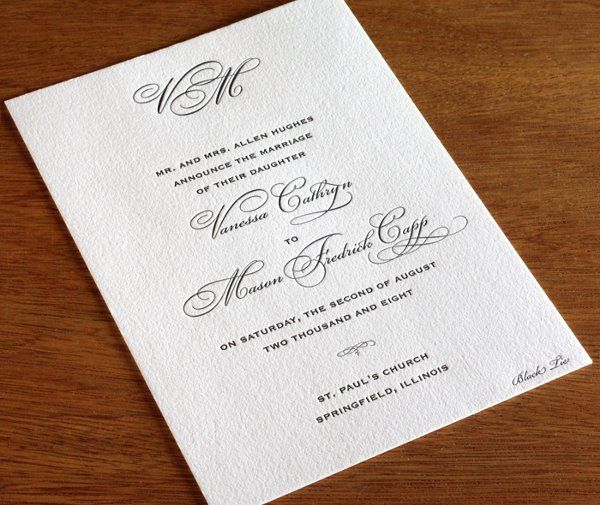 Tmx 1314225364109 Blacktielg03 Rohnert Park wedding invitation