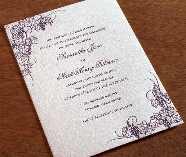 Tmx 1314225609793 Caballerolg01 Rohnert Park wedding invitation