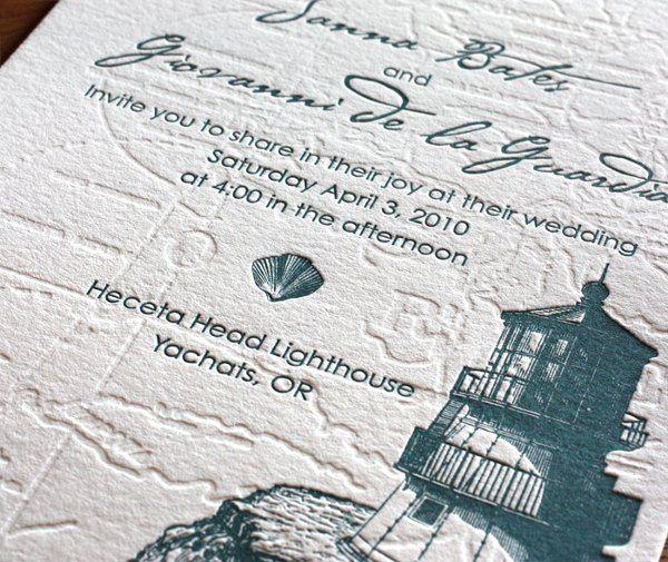 Tmx 1314225946614 Capecodlg03 Rohnert Park wedding invitation