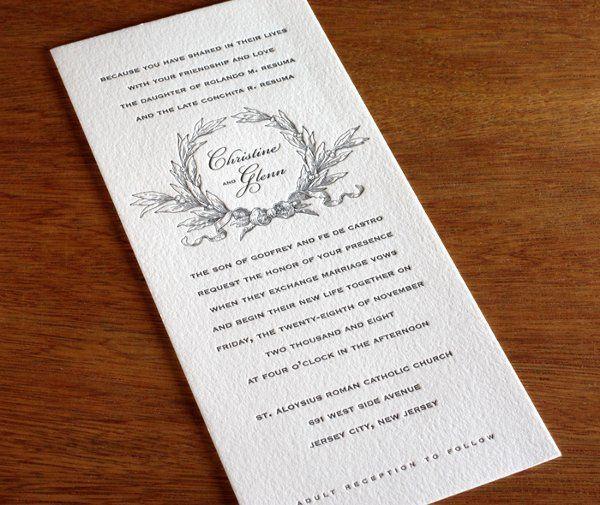 Tmx 1314226429122 Christinelg01 Rohnert Park wedding invitation