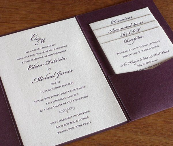 Tmx 1314226876141 Classicmonogramlg02 Rohnert Park wedding invitation
