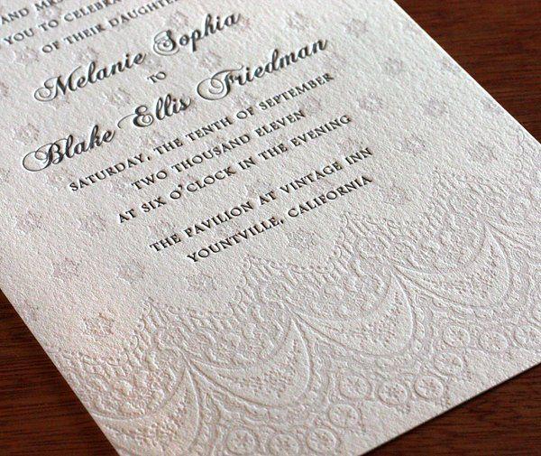 Tmx 1314296987176 Chantillylg02 Rohnert Park wedding invitation