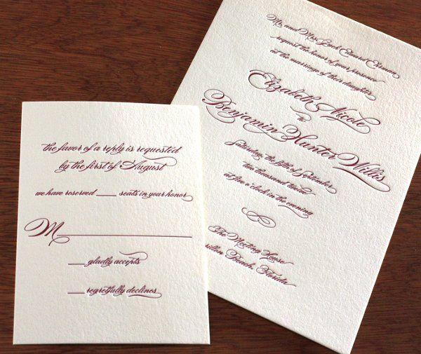 Tmx 1317767034530 Burgueslg04 Rohnert Park wedding invitation