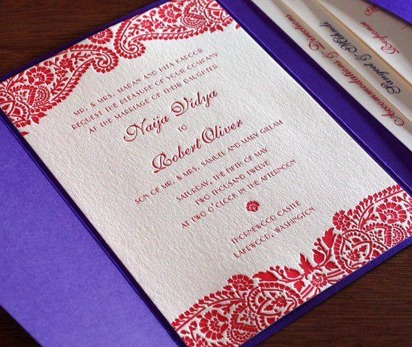Tmx 1317767312046 Naijalg01 Rohnert Park wedding invitation