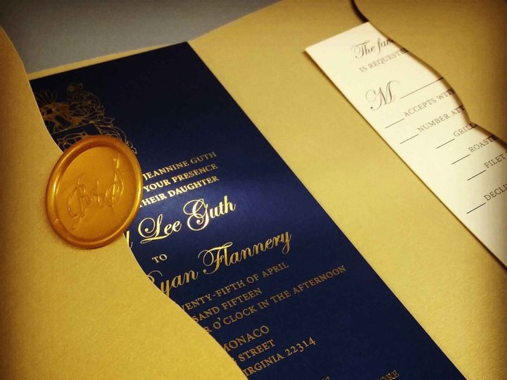 Tmx 1426869049546 Img20150226111040 Rohnert Park wedding invitation