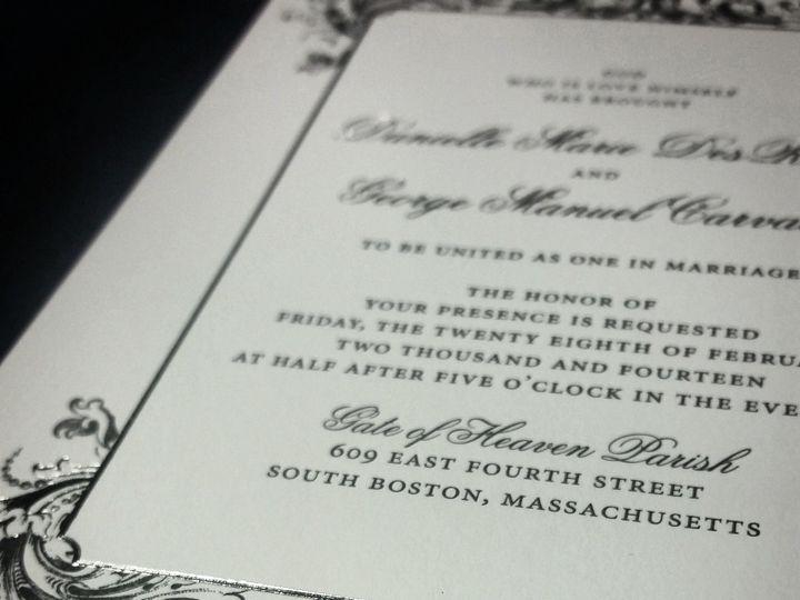 Tmx 1426869143956 Img20150318144433 Rohnert Park wedding invitation