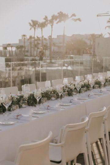 Hotel Wedding Dinner 2019
