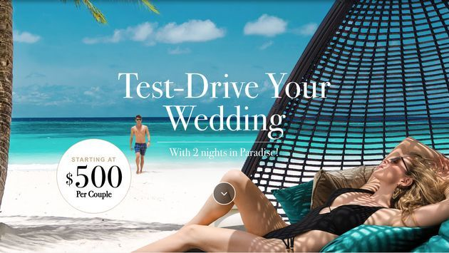 Test Drive your Wedding