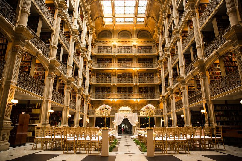 George peabody library venue baltimore md weddingwire 800x800 1455297213553 dani leigh green johnson 1 junglespirit Image collections