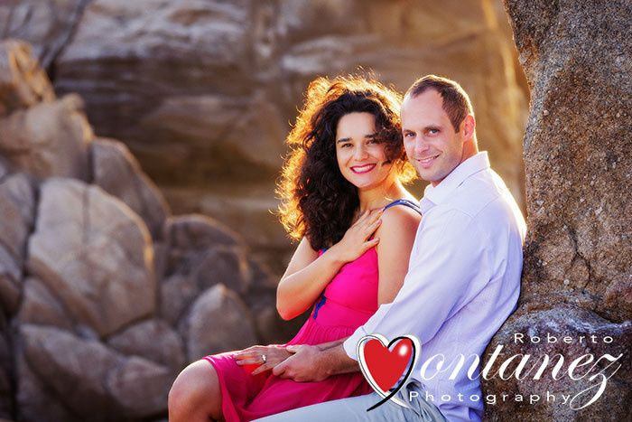 monterey engagement photographer