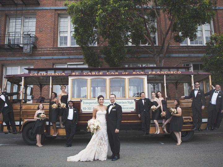 Tmx 1375226435404 Yenshawwed0332 San Francisco, CA wedding transportation