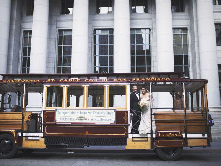 Tmx 1375227922459 Yenshawwed0374 San Francisco, CA wedding transportation