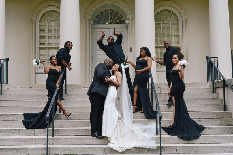 The Alstons - Bridal Party