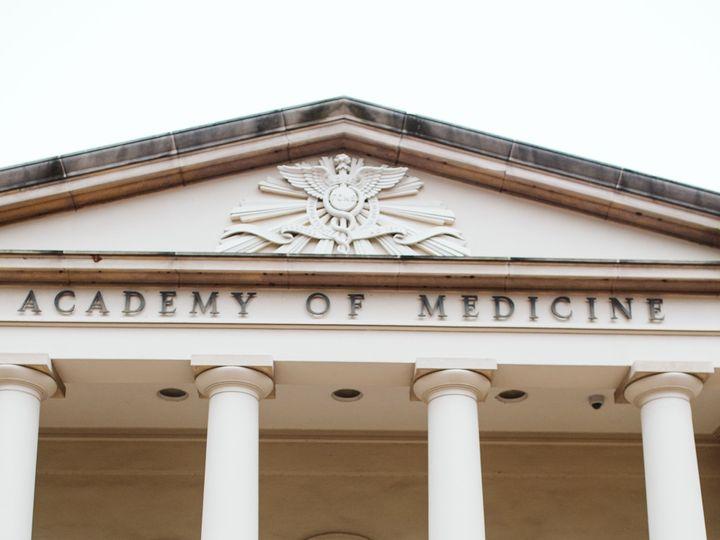 Tmx Academy Of Medicine Wedding 146 51 1901589 159228249843241 Atlanta, GA wedding planner