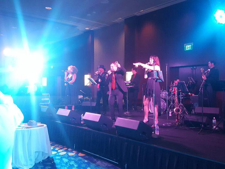 Tmx Finesse Band Orlando Copy 51 1051589 Tampa, FL wedding band