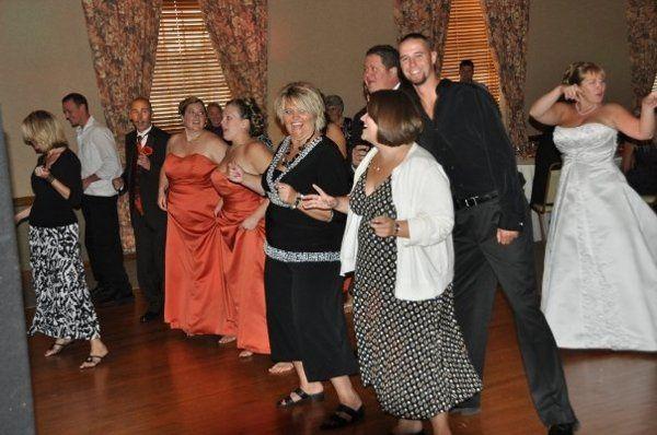 Dual FX DJ's - Wedding in October 2009