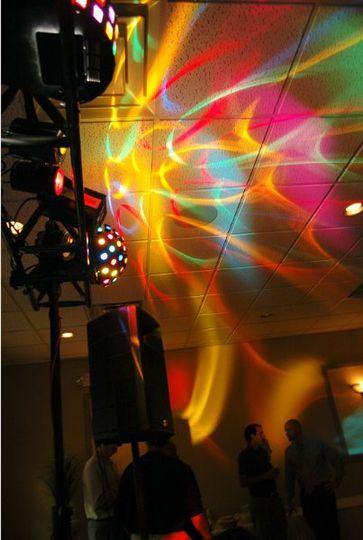 Dual FX DJ's - Light Show