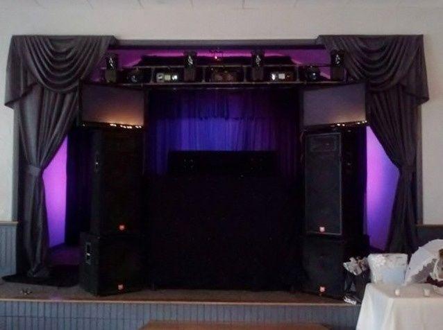 landis light wedding system
