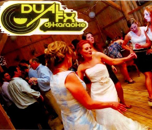 Dual FX Disc Jockey & Karaoke Services