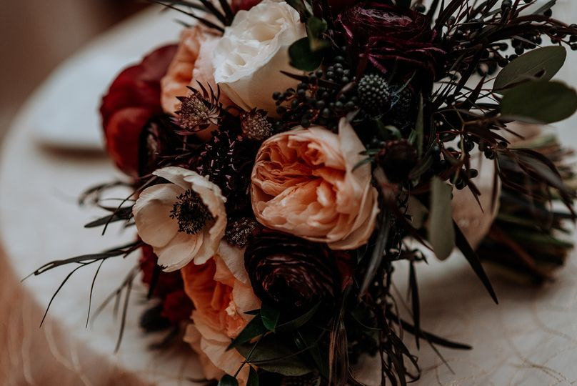 Violet Floral Designs Weddings