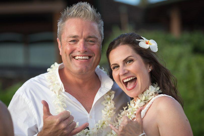 Hawaiian wedding Donna Altshul Photography