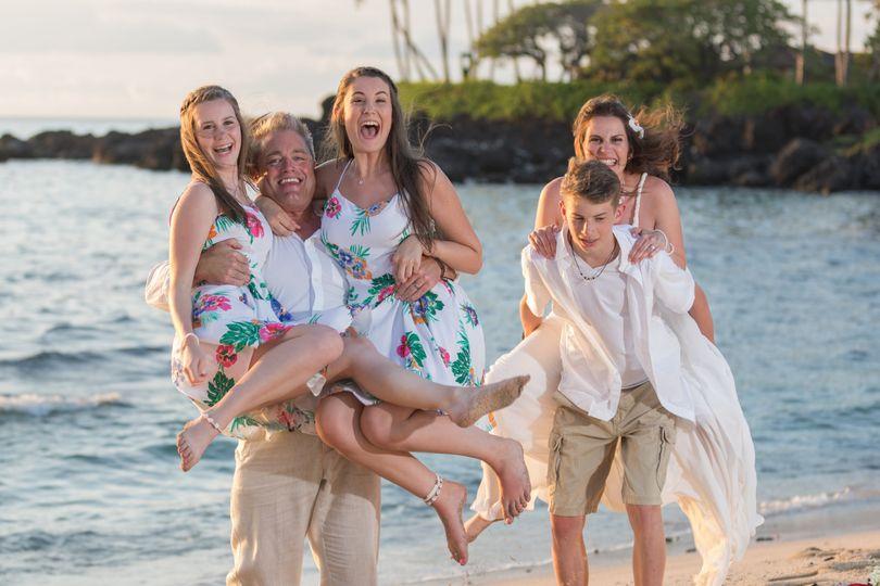 Beach wedding Donna Altshul Photography