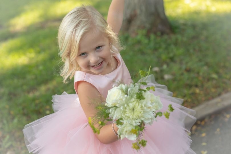Pink dress Donna Altshul Photography