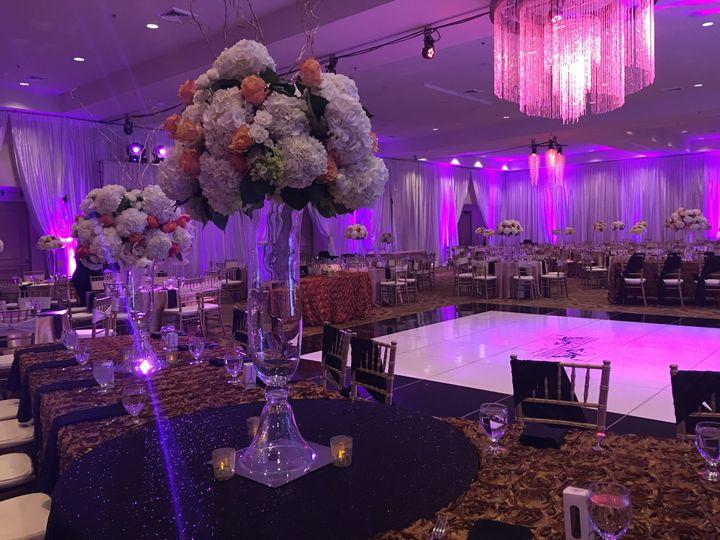 Playwrights Wedding Reception