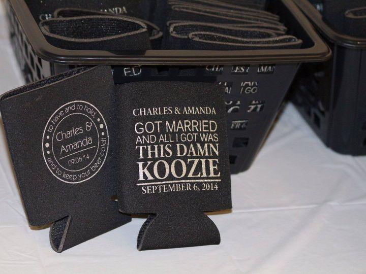 Tmx 1413070205654 Koozie Hampton wedding planner
