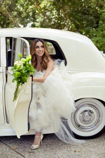 Bridal car