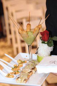 martini hors