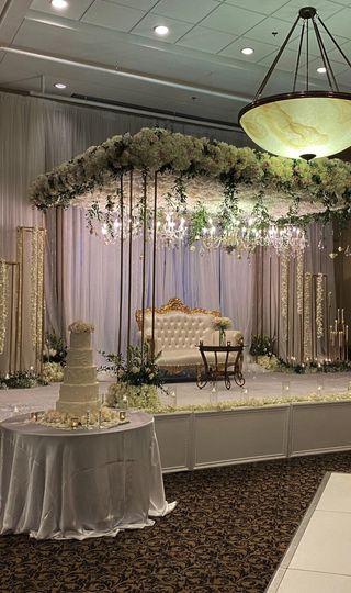 Grande Ballroom Head Table