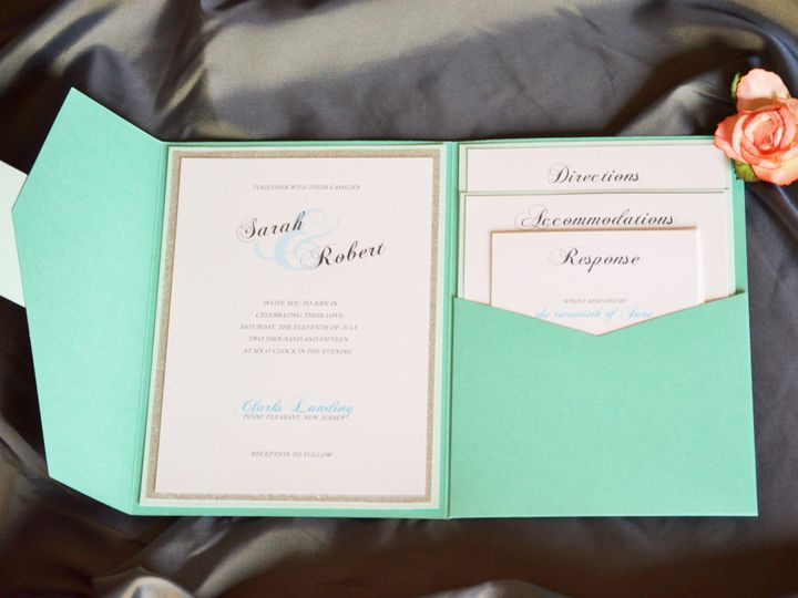 Tmx 1427842789943 Dsc0169 Flemington wedding invitation