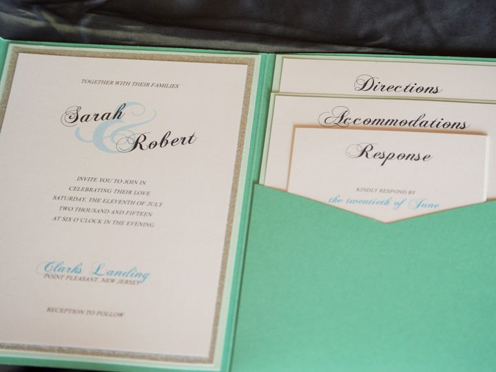 Tmx 1427842879934 Dsc0175 Flemington wedding invitation