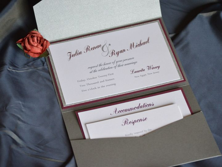 Tmx 1427843085573 Dsc0186 Flemington wedding invitation