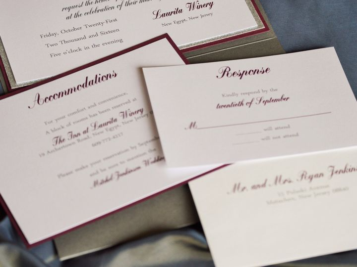 Tmx 1427843251109 Dsc0194 Flemington wedding invitation