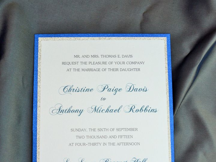 Tmx 1435619736942 Dsc0292 2 Flemington wedding invitation
