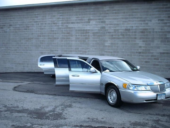 Tmx 1395252559637 Limo  Rochester wedding transportation
