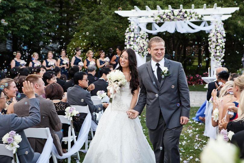 Ceremony outdoor