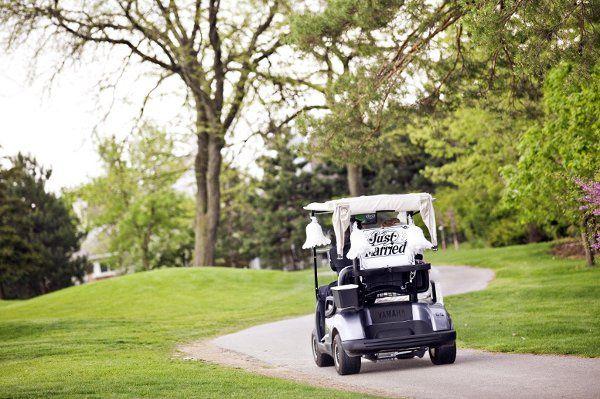 Tmx 1260481585444 GolfCartdrivingawayjpeg Buffalo Grove, IL wedding venue
