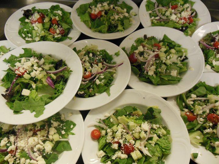 Tmx 1375734665628 Italian Salad Buffalo Grove, IL wedding venue