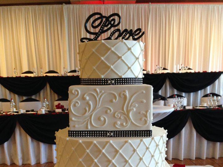 Tmx 1417283331162 Kulufsky Cake Buffalo Grove, IL wedding venue