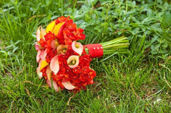 Tmx 1322672553279 PetiteFleurbyTheFrenchBouquetTulsaOKWeddingFloristArtworksTulsaPhotography3flowers Tulsa wedding florist
