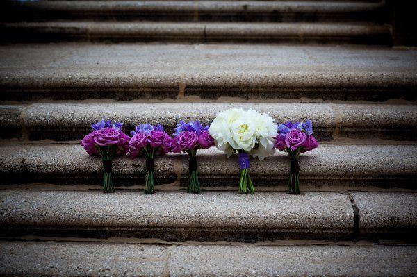 Tmx 1322672628185 PetiteFleurbyTheFrenchBouquetTulsaOKWeddingFloristJesseReichPhotography18flowers Tulsa wedding florist