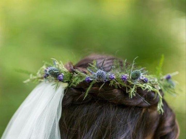 Tmx 1481305360379 Profhairwreath Salem, OR wedding florist