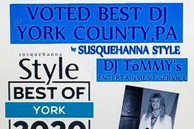"""DJ Tommy's Entertainment Service & """"Retro Show"""""""