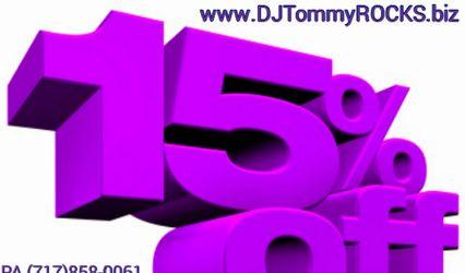 """DJ Tommy's Entertainment Service & """"Retro Show"""" 1"""