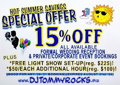 Tmx Dj Ad Hot For Summer 2020 51 308589 159657399048452 York wedding dj