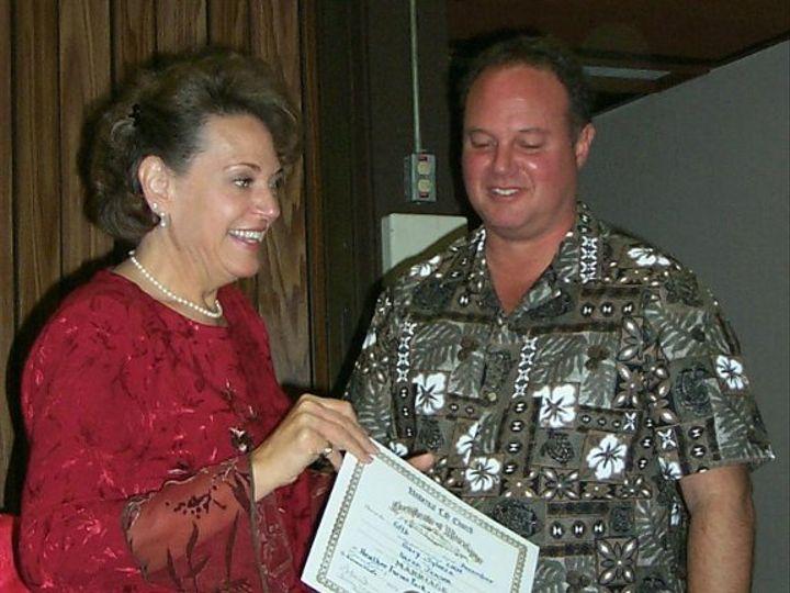 Tmx 1238110875687 GaryKaren McCleary wedding officiant