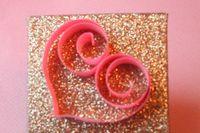 Invitations-Favors-Reception Accessories 3 Girls Print Design